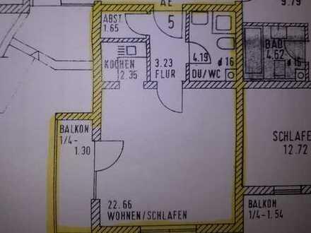 Gepflegte 1-Zimmer-EG-Wohnung mit Terrasse in Prien a. Chiemsee