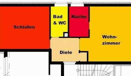 Helle moderne 2,5-Zimmer-Wohnung in DO-Wichlinghofen