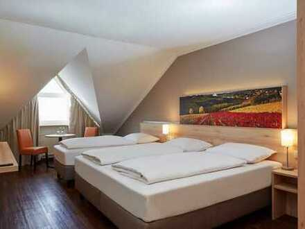 TOP-Hotelapp. (Suite) in 4* Hotel - Solide Kapitalanlage mit langfr. gesicherten Erträgen