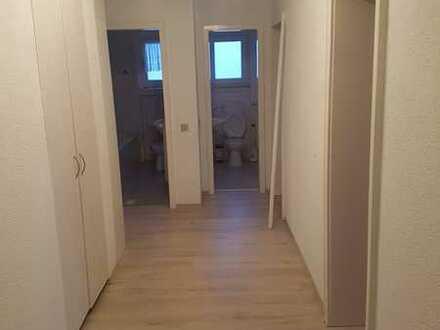 Stilvolle, sanierte 3-Zimmer-Wohnung mit Balkon und EBK in Germersheim