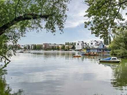 BALKON & GARTEN - vermietete Wohnung in Rummelsburg