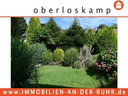 Grundstück mit Altbestand u. Entwicklungspotenzial in ruhiger u. grüner Wohnlage von MH-Winkhausen!