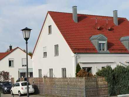 exklusive Doppelhaushälfte in Ernsgaden