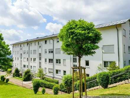 Gemütliche DG-Maisonette am Eselsberg mit Dachterrasse und Aussicht auf Söflingen und Roter Berg