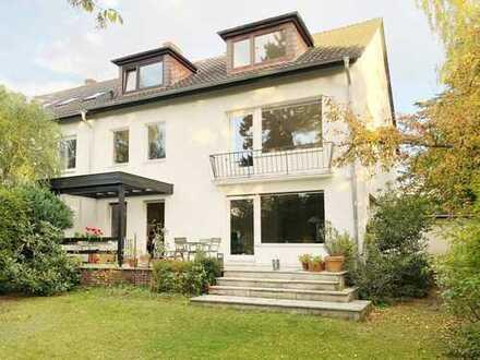 Große, sonnige Doppelhaushälfte in Toplage auf der Bult zu vermieten * von privat *