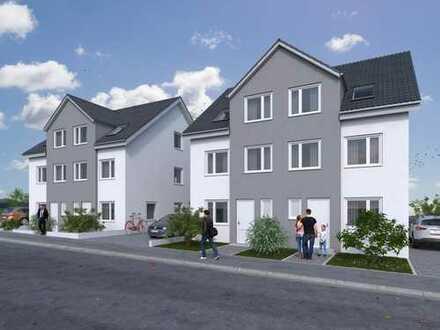 PROVISIONSFREI - Mitten im Leben - Große Doppelhaushälfte im ländlich, gewachsenem Stadtkern