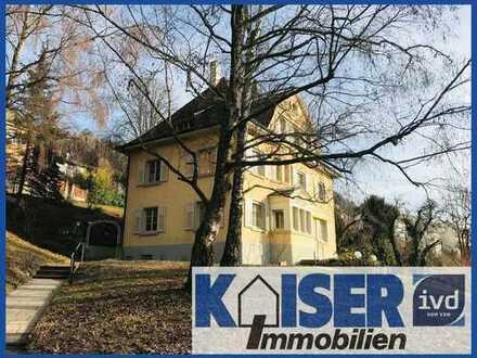 Repräsentative 3-Zimmer-Altbauwohnung in Waldshut