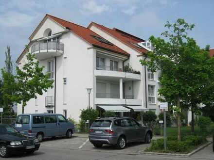 ***Betreutes Wohnen in Germering*** Schöne 2-Zimmer Wohnung
