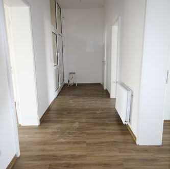 Große, frisch sanierte Wohnung mit Balkon