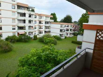 Ruhige, gepflegte (vermietete) Wohnung in Heilbronn-Ost zu verkaufen!