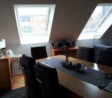 4-Zimmer-DG-Wohnung mit besonderem Ambiente