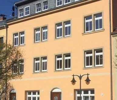 Erstbezug nach Sanierung: schöne 4-Zimmer-Wohnung mit Balkon in Bad Gottleuba