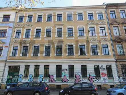 Hochwertiges Apartment mit Balkon in bester Lage von Leipzig-Connewitz