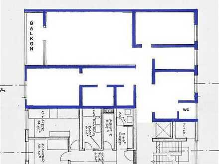 """MITTENDRIN in Illertissen"" Büro-/ Praxisräume auf 125 m²"
