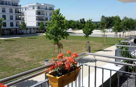 Havelauen 2-Zimmer Neubau Wohnung mit Balkon optional mit Bootssteg – Nachmieter gesucht
