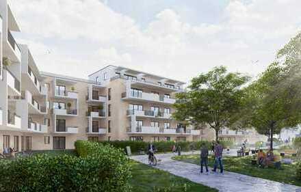moderne 3-Zimmer-Wohnung mit Gartenanteil (Whg. 2.3)