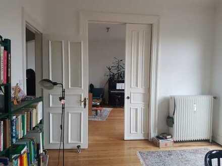Bezaubernde 4-Zimmer-Altbauwohnung im Herzen von St. Georg!