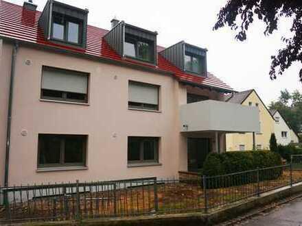 Erstbezug nach Sanierung: attraktive 3,5-Zimmer-Wohnung mit Einbauküche und Balkon in Nördlingen