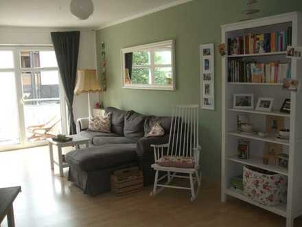 Sehr hübsche 2-Zi-Wohnung mit Einbauküche und Balkon in Limburg 1