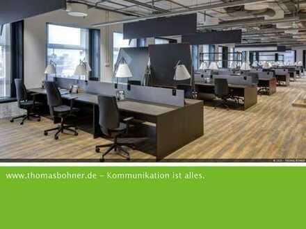 open space - moderne Büroflächen
