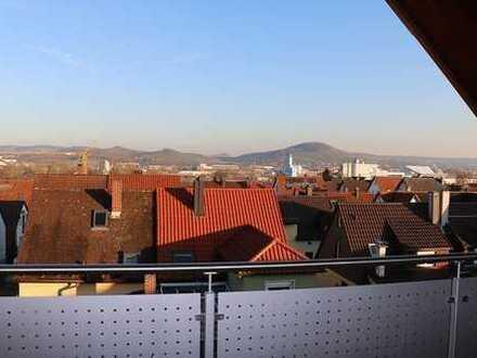 3-Zimmer-Dachgeschosswohnung, 60 qm in Heilbronn Kernstadt!!!