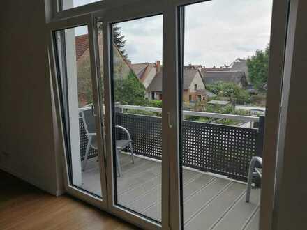 Neuwertige Maisonette-Wohnung mit 4,5 Zimmern sowie Balkon und EBK in Karlsruhe