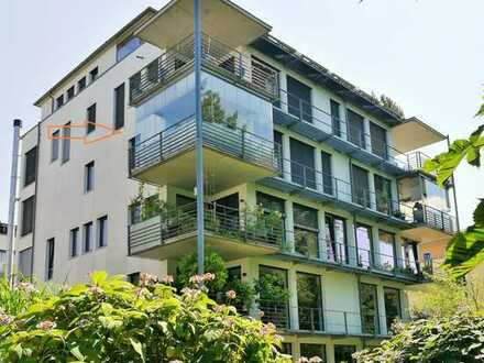 Großzügige, sehr helle und gepflegte 3-Zimmer-Wohnung in ruhiger Lage in Ulm Weststadt