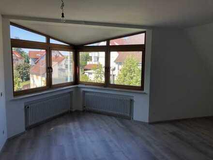 NEU renovierte, großzügige 3-Zimmer-Wohnung im Ortskern von Mittelstadt