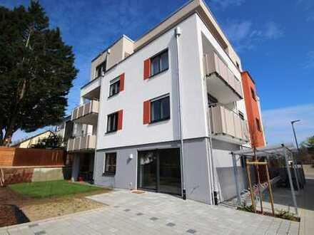 NEUBAU: großzügige 4-Zimmer-Wohnung mit Balkon