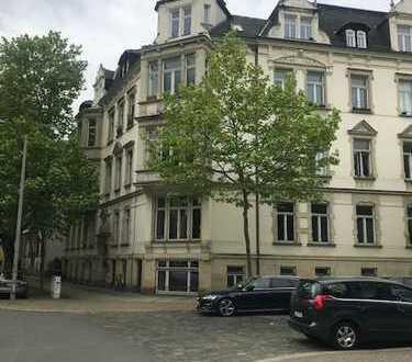 Erstbezug nach Sanierung: geräumige 5-Zimmer-Wohnung zur Miete in Leipzig