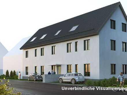 Reutlingen-Betzingen, schicke 2-Zimmer-Dachgeschosswohnung in kernsaniertem 6-Familien-Haus