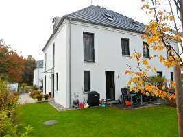 RESERVIERT!Moderne Komfort-Energiespar-Doppelhaushälfte mit 2 Terrassen -2 Tiefgaragen Nähe Uni