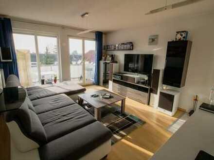 Schicke 2-Zi.-Wohnung/ 62m²/ in super Lage am Wolfsfeld