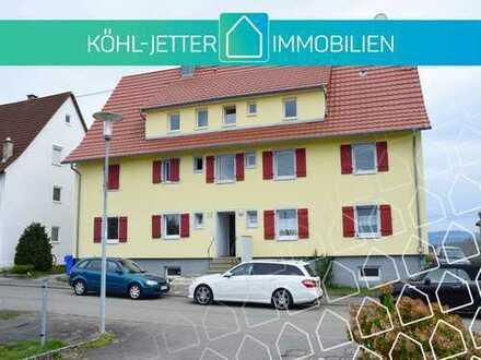 Gepflegte 1 Zi.-Whg. mit Einbauküche in Rosenfeld-Leidringen!