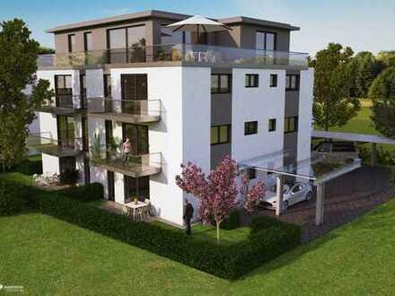 Zentral gelegene 3-Zimmer-Wohnungen in Burlafingen