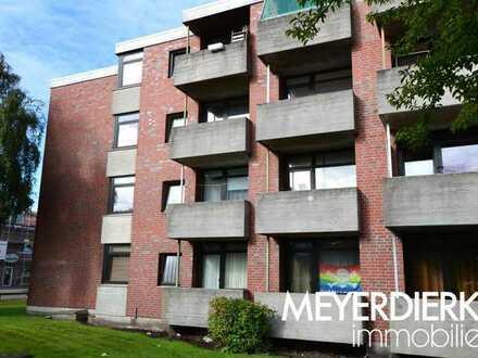 33 m² Raumwunder mit Balkon in Oldenburg-Wechloy