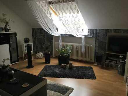 Ansprechende, gepflegte 2,5-Zimmer-DG-Wohnung mit gehobener Innenausstattung zur Miete in Münster
