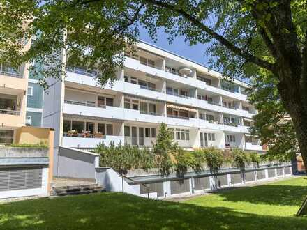 Sonnige 1-2-Zimmer-Eigentumswohnung stadtnah und mit vielen Möglichkeiten