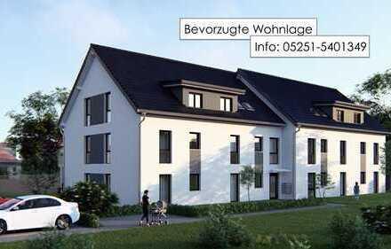 Helle 3 Zimmer Neubauwohnung mit Südbalkon