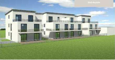 Erstbezug: sonnige 2-Zimmer-Terrassenwohnung mit Einbauküche und Balkon in Grünstadt