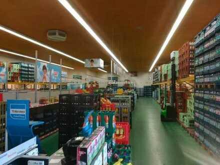 Top Getränkemarkt im Nahversorgungszentrum
