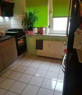 Erstbezug nach Sanierung mit EBK: exklusive 1-Zimmer-EG-Wohnung in Essen