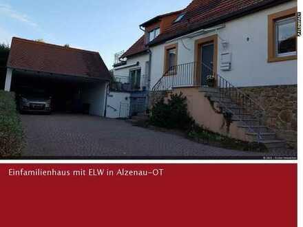 Einfamilienhaus mit Einliegerwohnung in Alzenau-OT