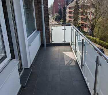 Renovierte 3 Zimmer Wohnung in ruhiger Lage von Düsseldorf-Oberkassel