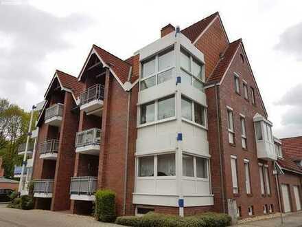 ruhige Innenstadtlage: 3-Zimmer-Wohnung mit Balkon!