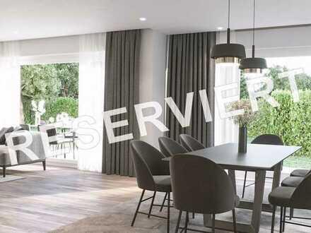 Wohngenuss - sonnige 3 Zimmer-Wohnung mit Garten