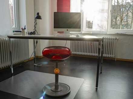 Skala Office - Untermieter für Bürogemeinschaft in Bad Cannstatt gesucht!