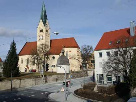 Kapitalanlage oder Selbstbezug: Zentral gelegene 2-Zimmer-Wohnung in Bobingen mit Balkon ab sofort