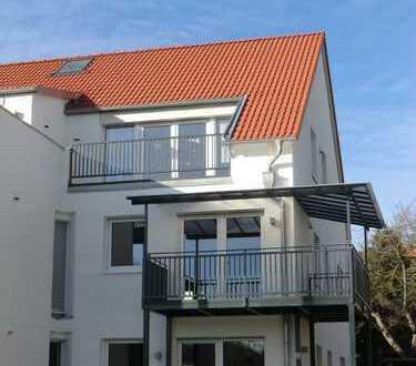 Erstbezug mit Einbauküche und Balkon: schöne 4-Zimmer-Wohnung in Vilsbiburg