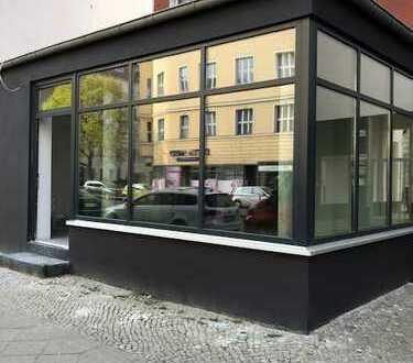 komplett sanierte Gewerbefläche sucht neuen Mieter in Wilmersdorf